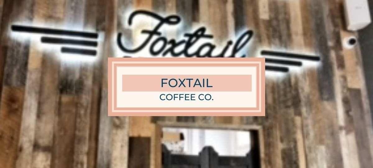Foxtail Coffe Eustis