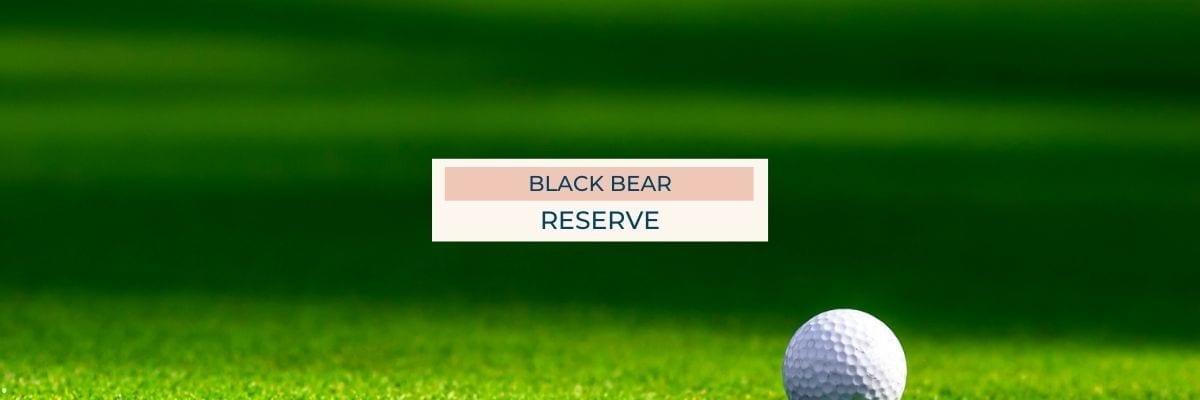 Black Bear Reserve Eustis