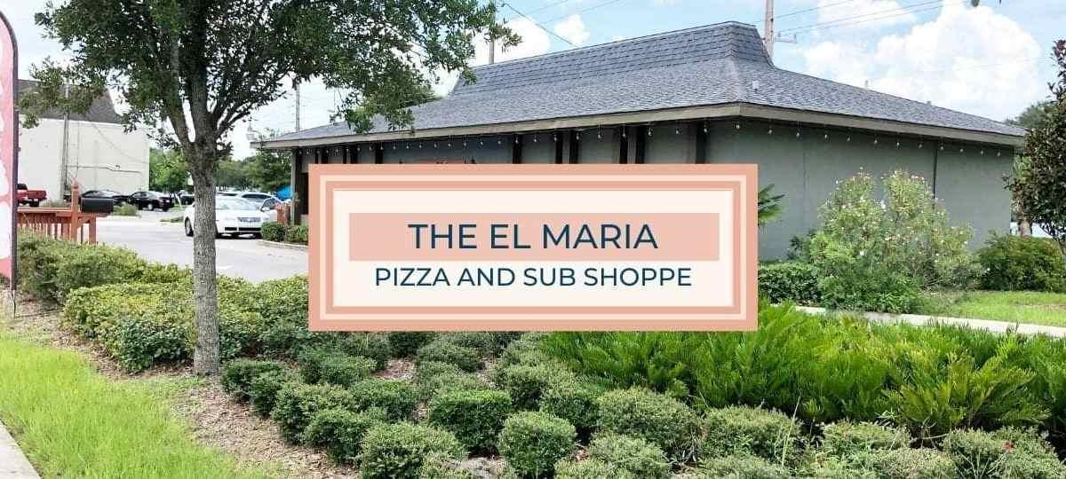The El Marie Pizza