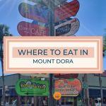 Where to eat Mount Dora