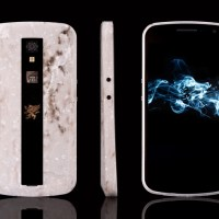 Mobiado - a marble mobile phone