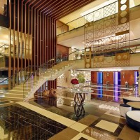 Middle Eastern luxury at Amari Doha