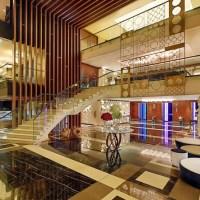 Middle Eastern luxury at Amari Doha