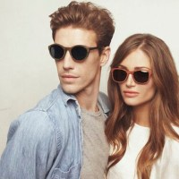 Walnut is the new wood for Finlay & Co sunglasses