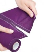 Tear off cotton napkin roll