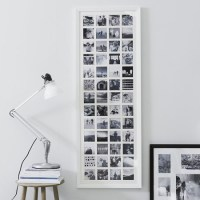 Design pick: Year in memories photo frame from The White Company