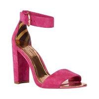 Fashion pick: Secoa block heeled sandals from Ted Baker