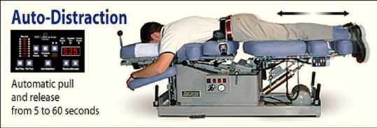 Back Pain Traction Belt