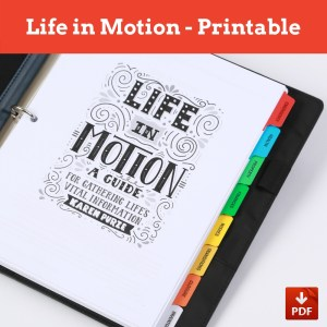 Life in Motion - Printable-PDF