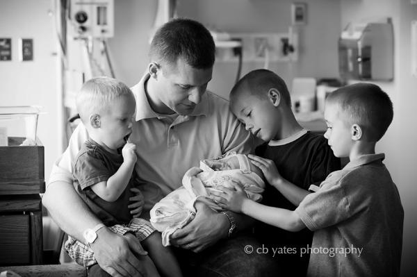 cb Yates Photography - 2013 International Association of Professional Birth Photographers Photo Contest