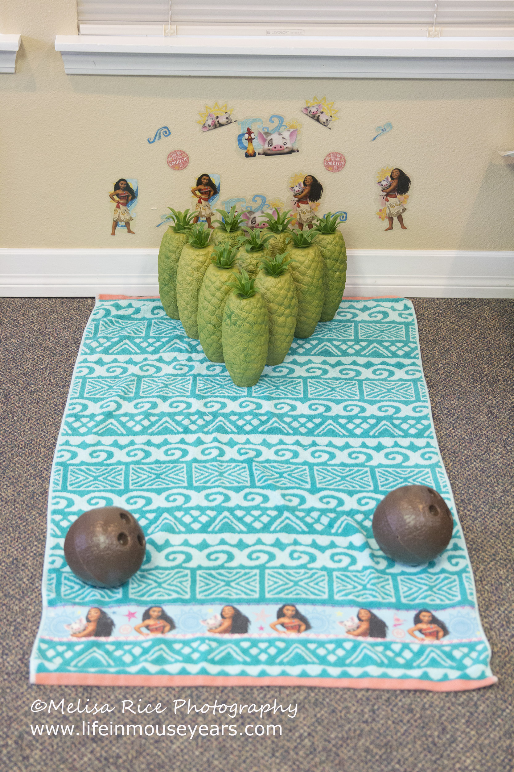 Moana Birthday Party Ideas Life In Mouse Years