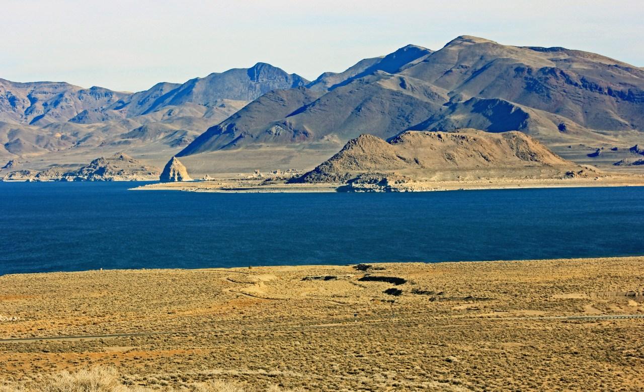 Pyramid lake 2