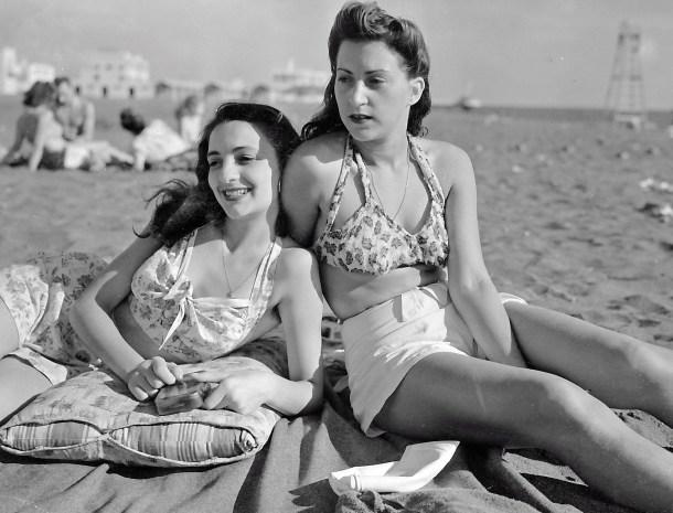 Livia Anderson Ostia Summer 1946