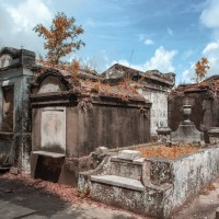 Cities of the Dead: Lafayette Cemetery, New Orleans, Louisiana