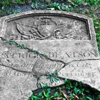 Cities of the Dead: St. Matthews Cemetery, Quebec City.