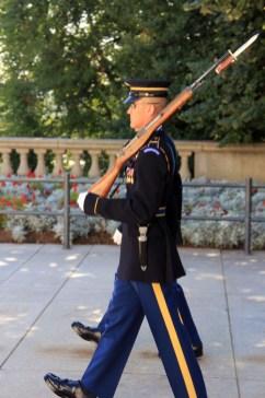 Arlington changin of the guard 5