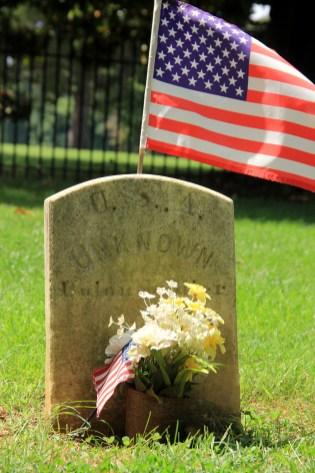 Yankee Grave Appamatox_NEW