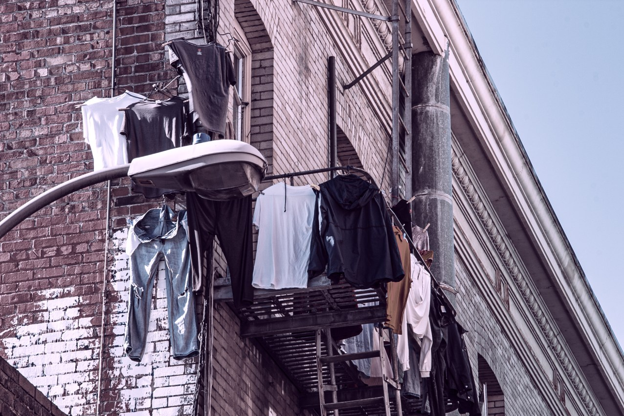 Laundry Kerouac Alley