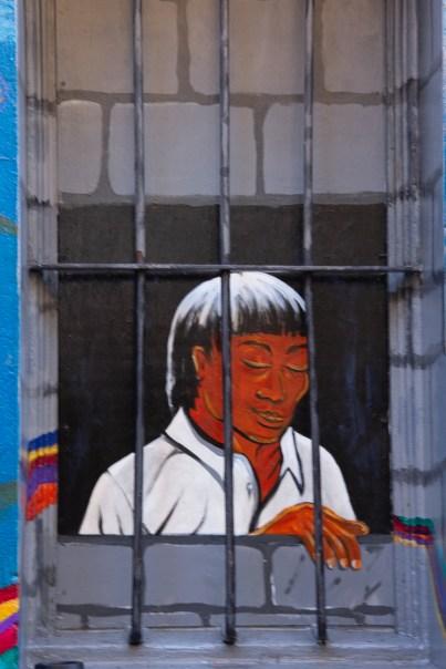 Mural Kerouac Alley-3
