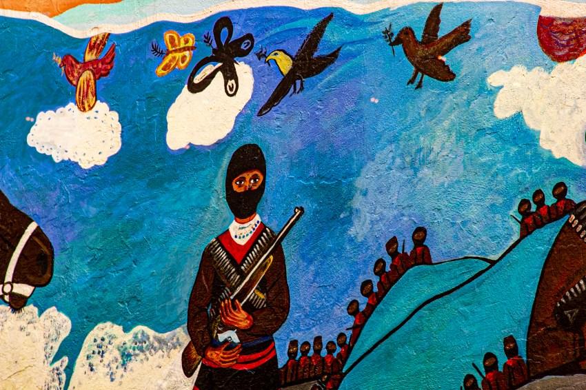 Mural Kerouac Alley