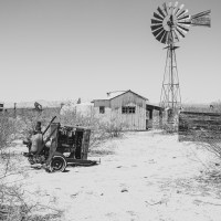 Route 66 California: Bottle Trees and Ghost Towns