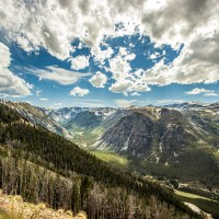 Touching The Sky at the Beartooth