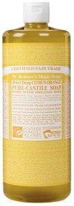 Dr Bronner's Organic Castile Soap