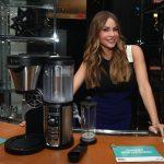 Sofia Vergara and the Ninja Coffee Bar