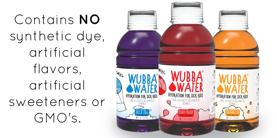 wubba water
