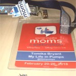 disney social media mom conference badge lifeinpumps