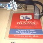 disney social media mom conference badge lifeinpumps