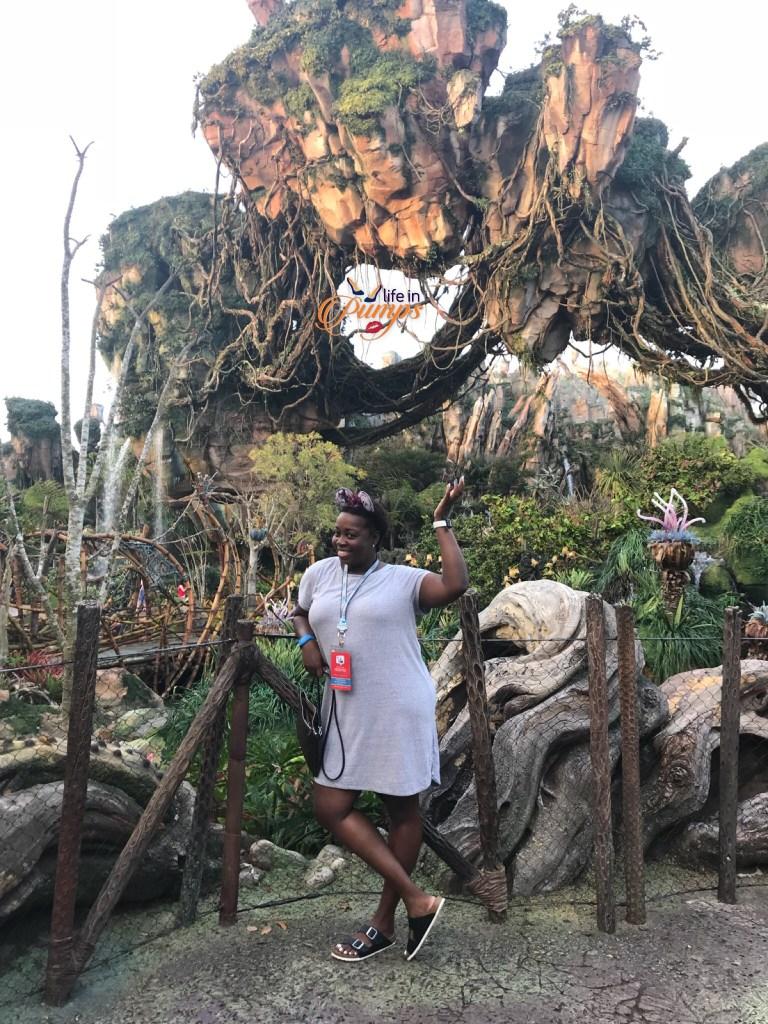 Disney Animal Kingdom Pandora LifeinPumps
