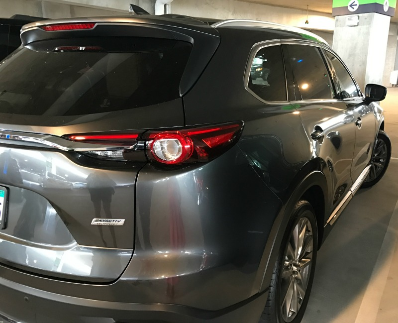 mazda cx9 suv life in pumps