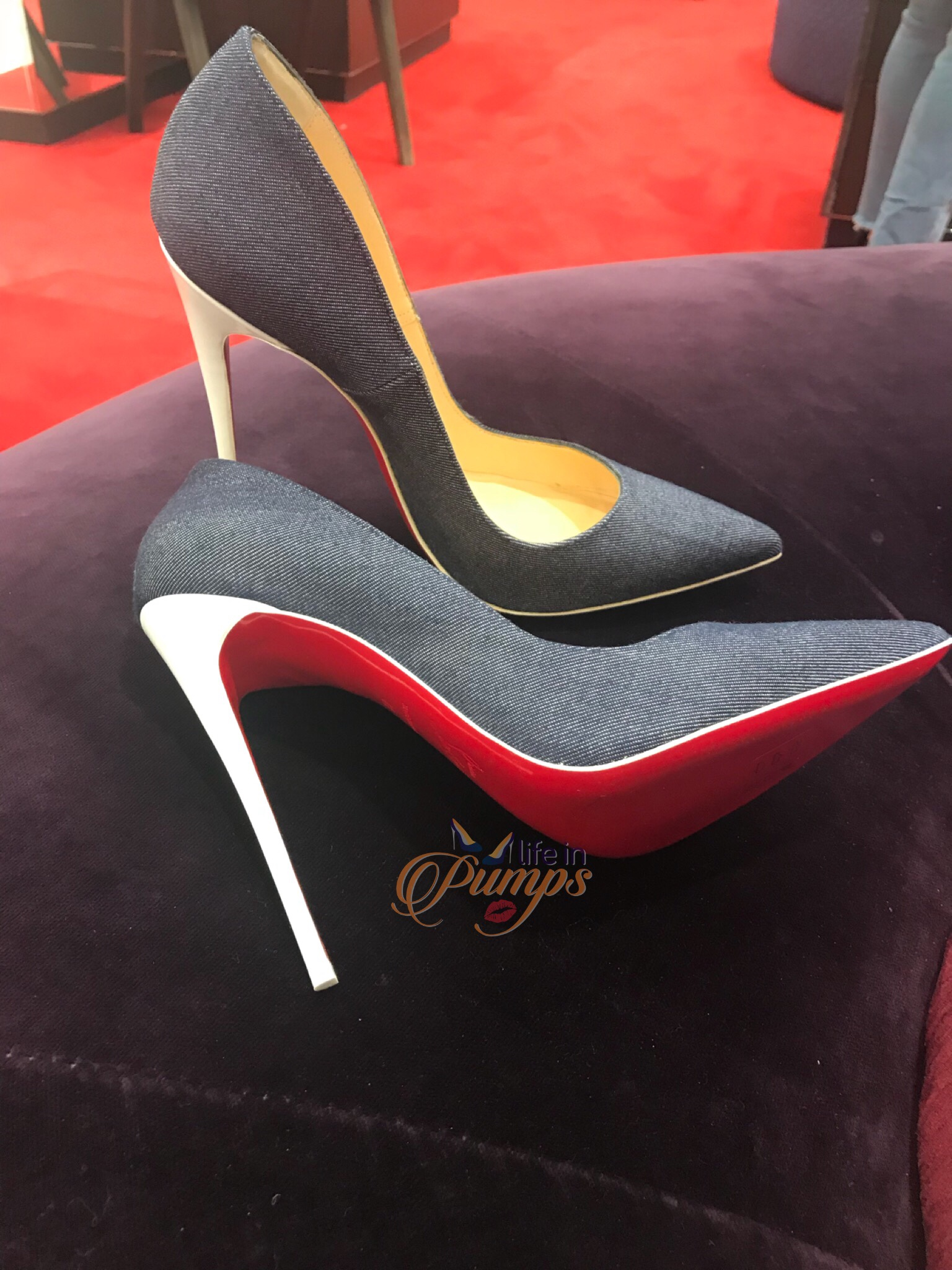 christian louboutin shoes, #choosechicago, #lifeionpumps,