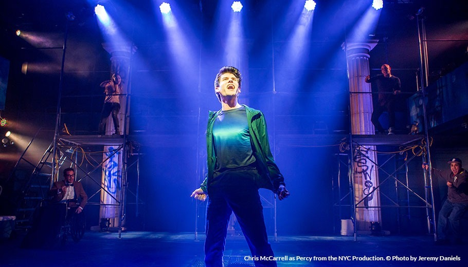The Lightning Thief, The Percy Jackson Musical 1