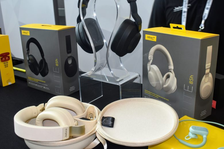 Jabra Noise Canceling Headphones CEWeek NYC