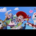 Toy Story 4 Character Mix Up