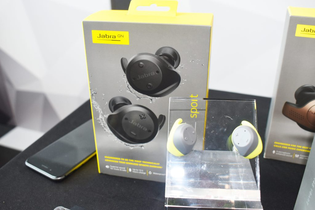 Jabra Wireless Earphones CEWeek NYC