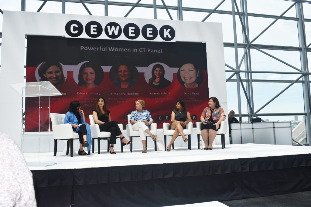Women in CT panel CEWeek NYC