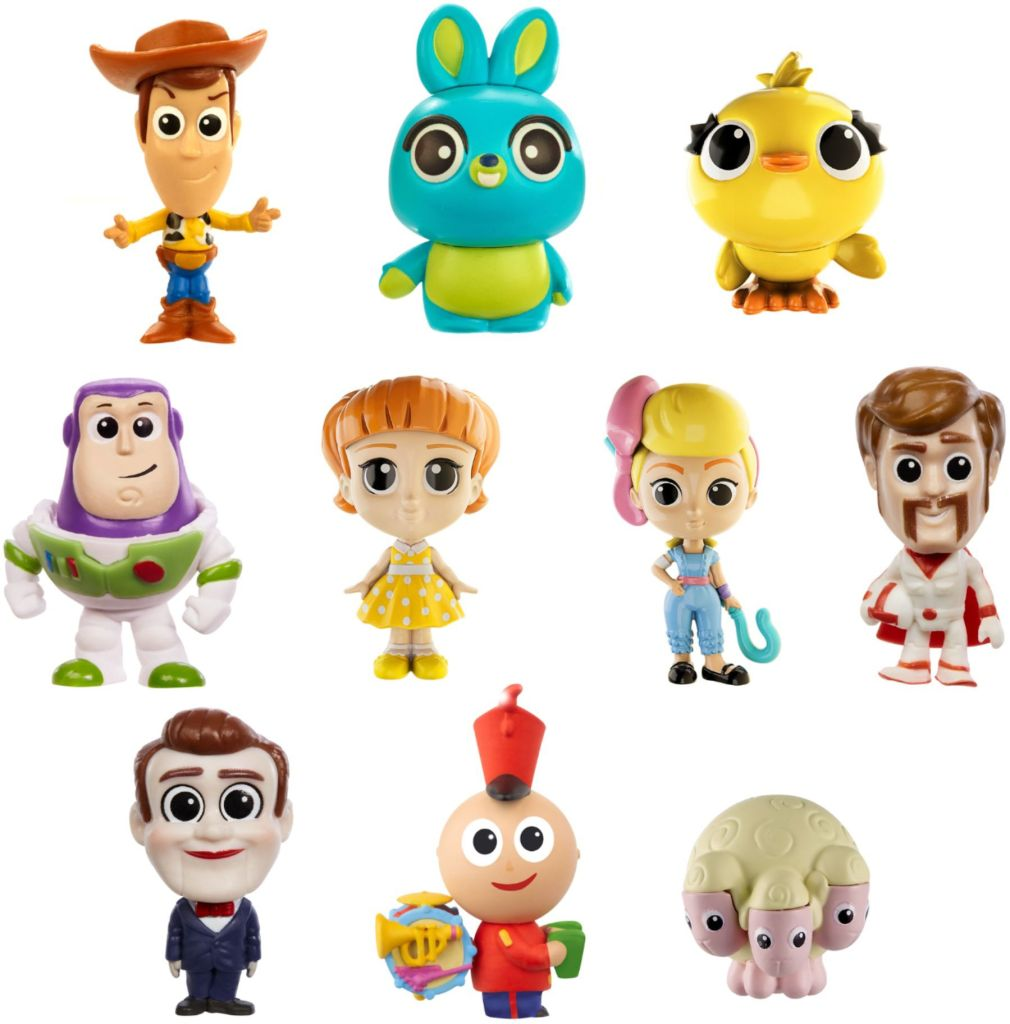 Toy Story 4 toys available at Best Buy  for creative play. Duke Kaboom
