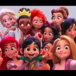 Disney Princess Ralph Breaks the Internet