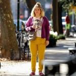 Brittany Runs a Marathon Still