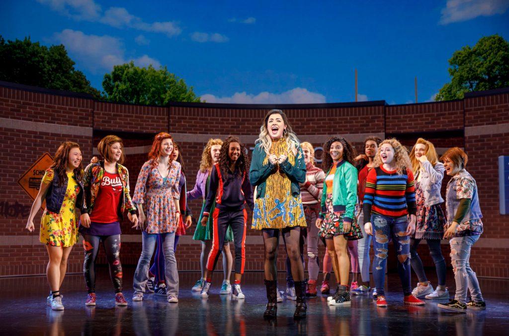 Mean Girls Broadway 3