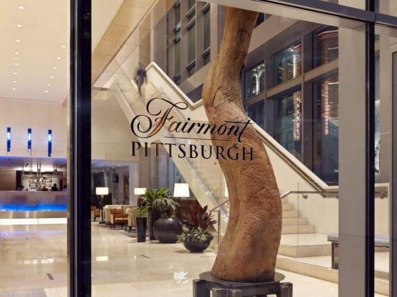 Fairmount Pittsburgh Outside View