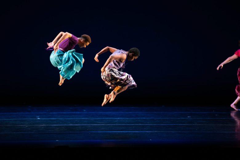 Brown Dancers from Cleo Parker Studio