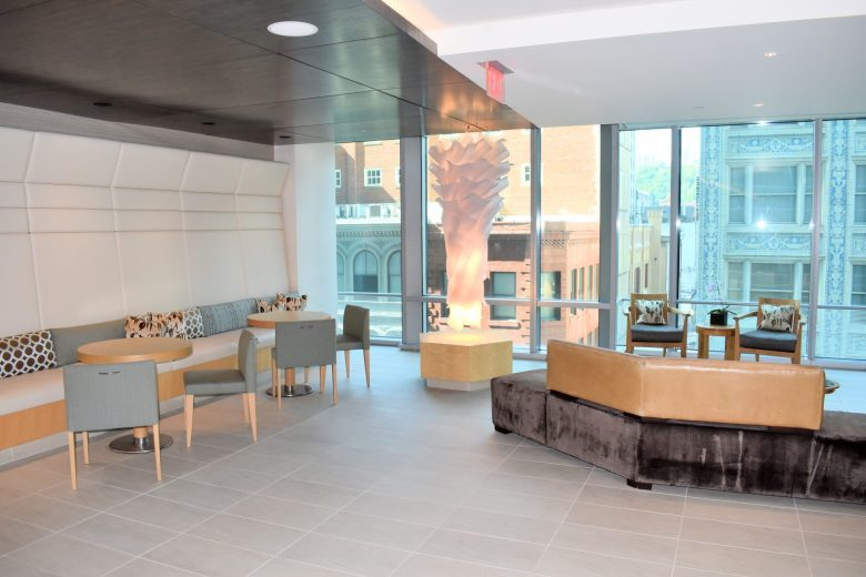 Fairmount spa Pittsburgh solo travel