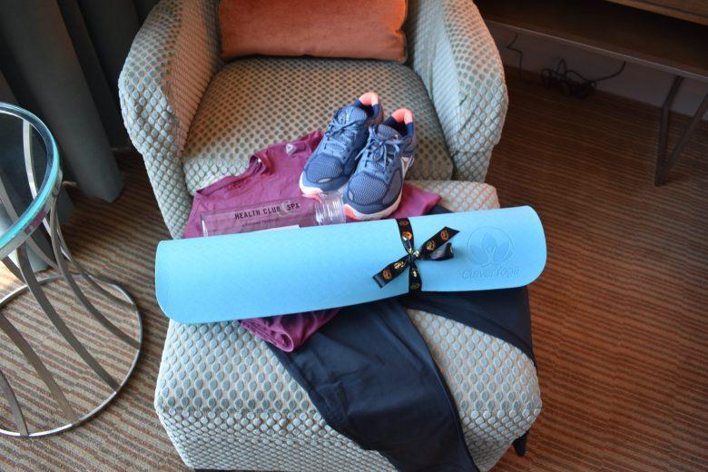 reebok fit program Fairmount hotel pittsburgh