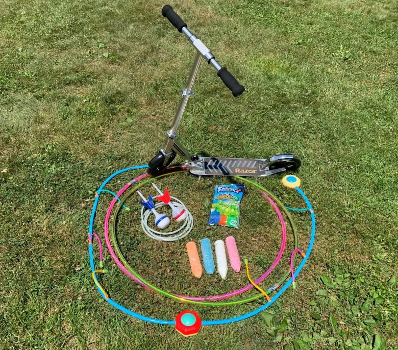 outdoor teen birthday party ideas