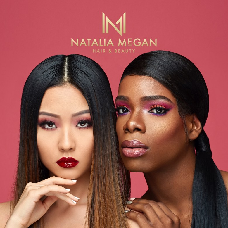 Natalia Me-Gan beauty black owned business to support