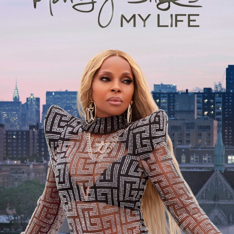 Mary J Blige My Life Documentary Poster